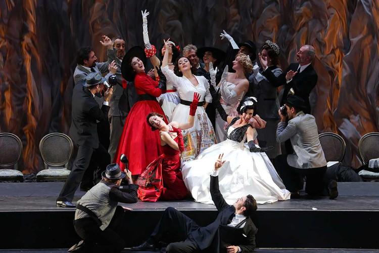 Alla Scala un Don Pasquale anni '50