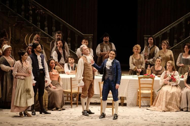 La folle giornata di Figaro secondo Mario Martone