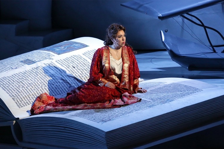 Francesca da Rimini dopo quasi 60 anni torna alla Scala