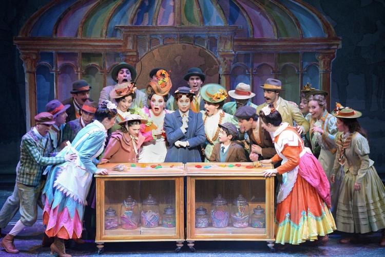 Oltre 90mila biglietti venduti, Mary Poppins torna a Milano in autunno