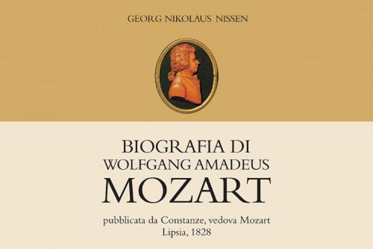La prima tra le biografie di Mozart esce in edizione italiana