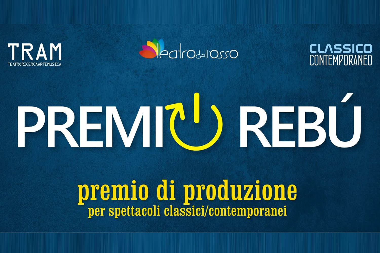 REBU': premio di produzione per spettacoli teatrali
