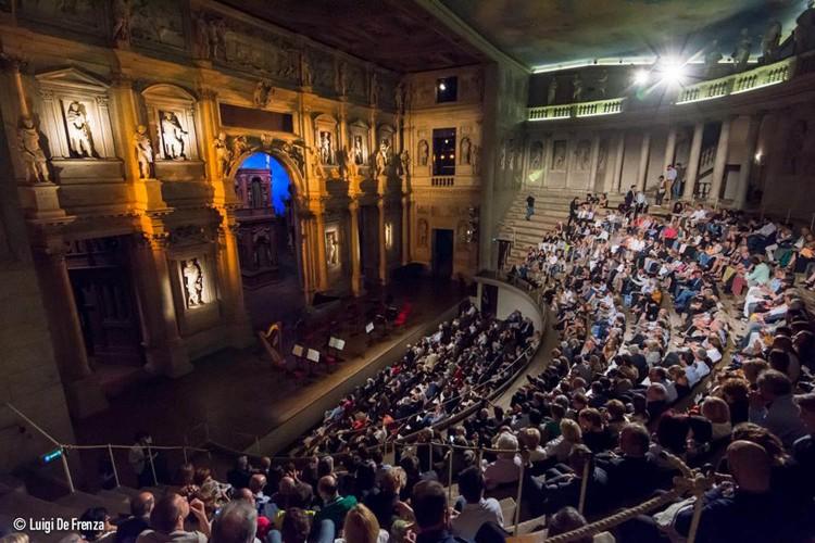 """Si aprono nel nome di Rossini le """"Settimane Musicali al Teatro Olimpico"""" di Vicenza"""