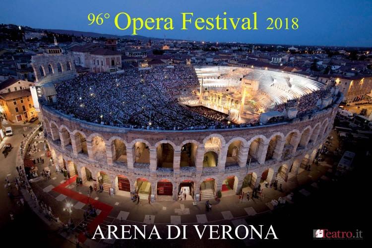 Arena di Verona, il primo Opera Festival firmato da Cecilia Gasdia