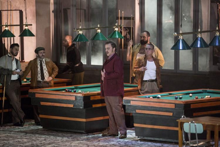 La sanguinosa rissa al Bar Verona tra Capuleti e Montecchi