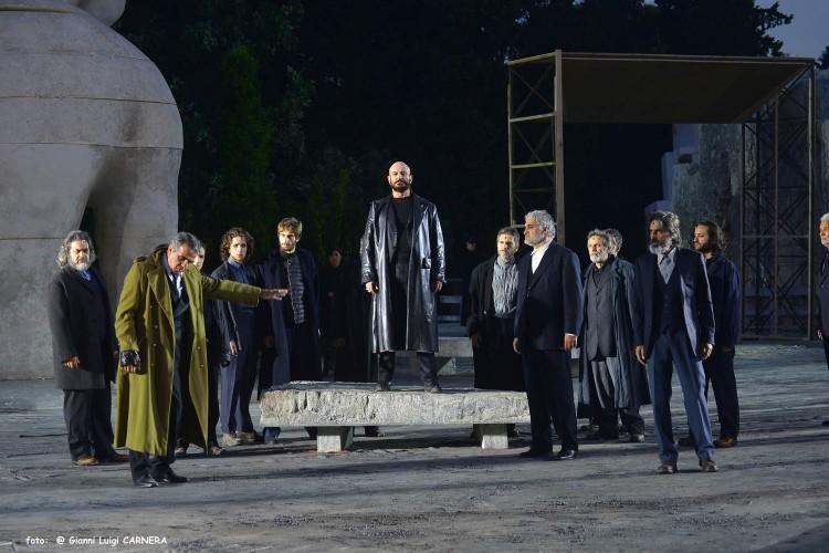 Edipo a Colono negli spazi dell'anima: la scena di Kokkos a Siracusa
