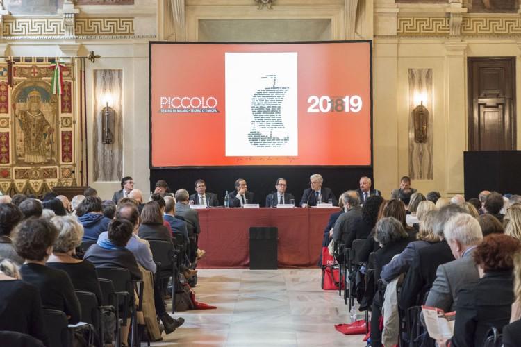 La stagione 18/19 del Piccolo Teatro di Milano tra internazionalità e italianità