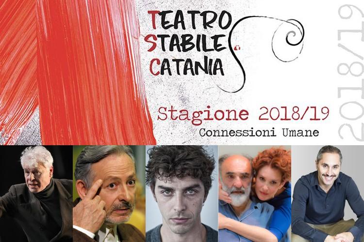 Stagione 2018/2019 dello Stabile di Catania