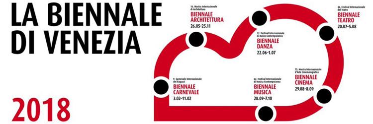 Biennale di Venezia - 2018