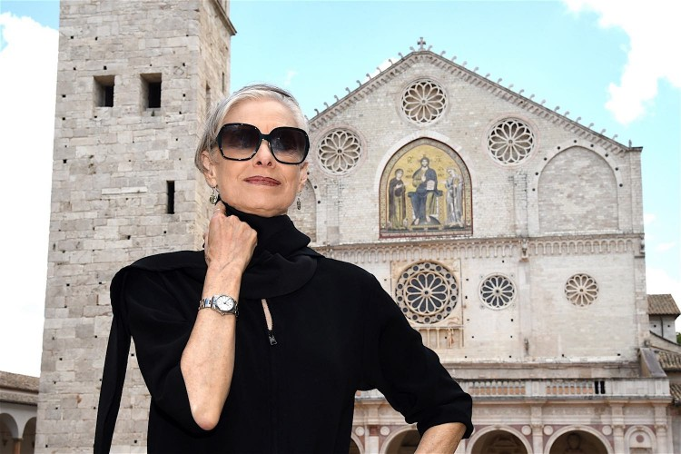 Lucinda Childs al Festival di Spoleto