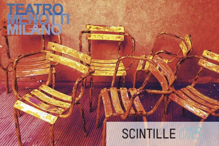 Premio Scintille: il Teatro in vetrina a Milano