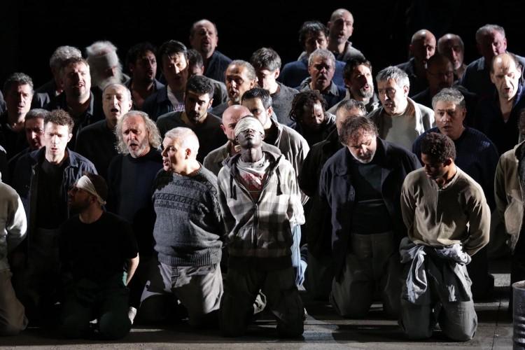 """Spettacolo """"Fidelio"""" alla Scala di Milano"""