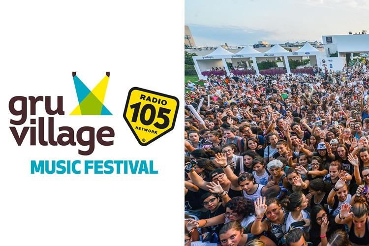 GruVillage cambia pelle: nasce 105 Music Festival con Gué Pequeno e De Gregori