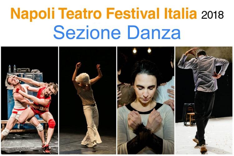 NTFI-18: le proposte della sezione Danza del Napoli Teatro Festival