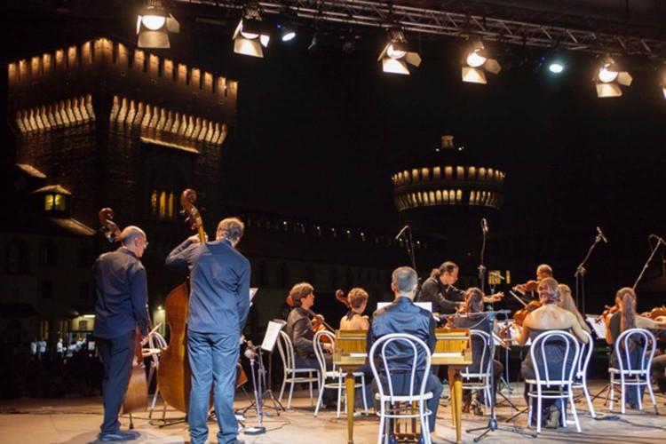 """Tornano le """"note notturne"""" al Castello Sforzesco di Milano"""