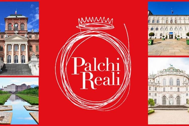 Palchi Reali, spettacoli dal vivo nelle residenze storiche di Torino