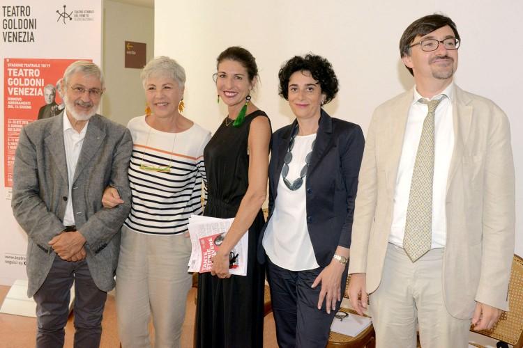 Teatro Goldoni di Venezia: presentata la stagione 18/19