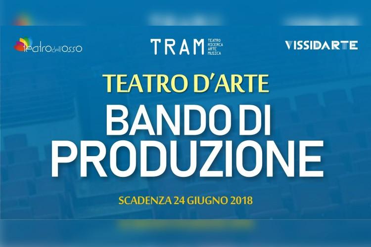 """Teatro TRAM di Napoli: bando di Produzione """"Teatro d'arte"""""""