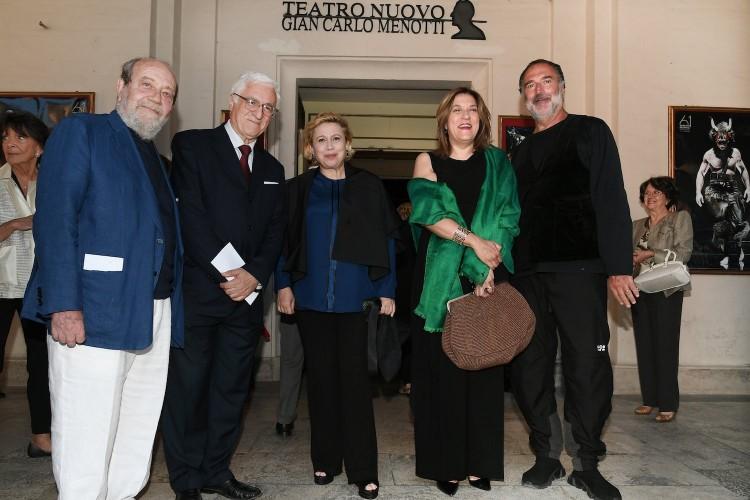 Da tutto il mondo per il Festival dei Due Mondi: Spoleto debutta con il Minotauro