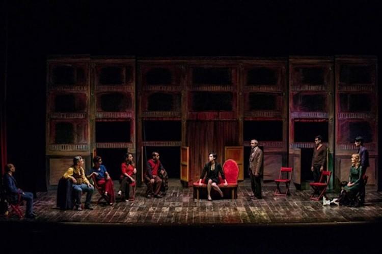 """In """"SEI"""" lo sguardo di Scimone e Sframeli incontra il dramma doloroso di Pirandello"""