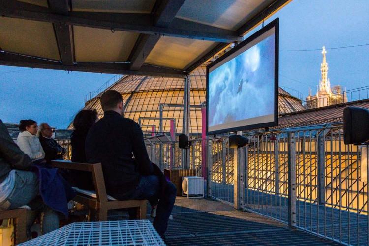 Cinema Bianchini porta Woody Allen e Fellini sui tetti di Milano