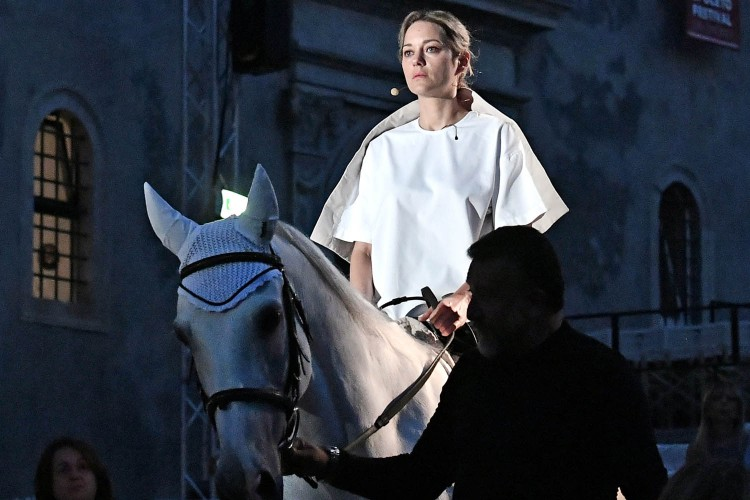 Il gran finale dei Due Mondi di Spoleto con Marion Cotillard