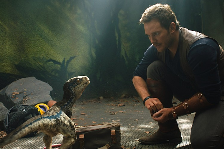 Jurassic World: Il regno distrutto -  Si sauri chi può!