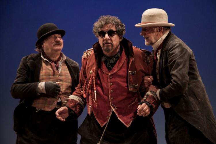 Godot: un quartetto eccezionale di artisti dalla grande esperienza