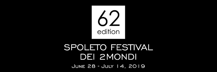 Festival di Spoleto - 2019