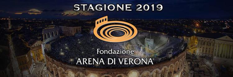 Arena di Verona - Opera Festival 2019