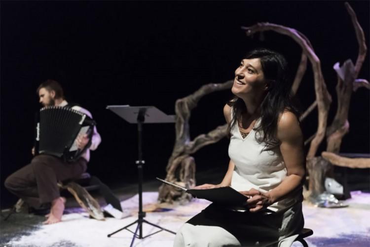L'arte della gioia, un reading teatrale al  Franco Parenti di Milano