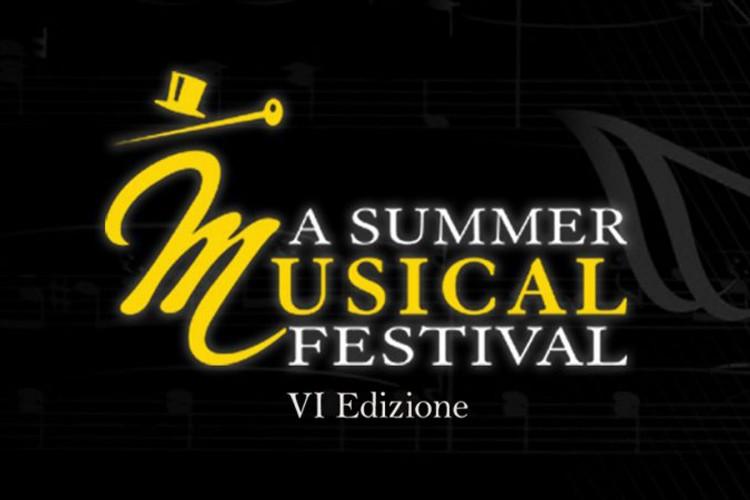 """Al via la VI°edizione di """"A Summer Musical Festival"""""""