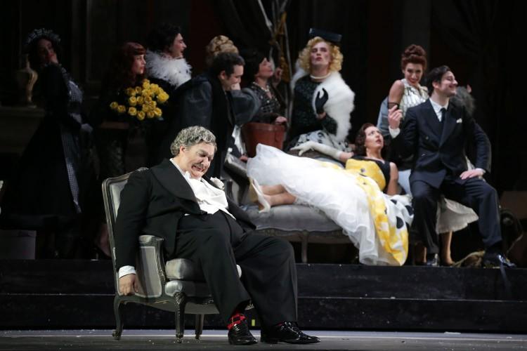 Don Pasquale tra Donizetti e Fellini
