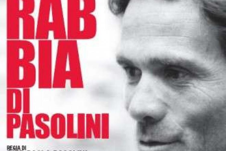 """""""La rabbia di Pasolini"""" al cinema Alcazar"""