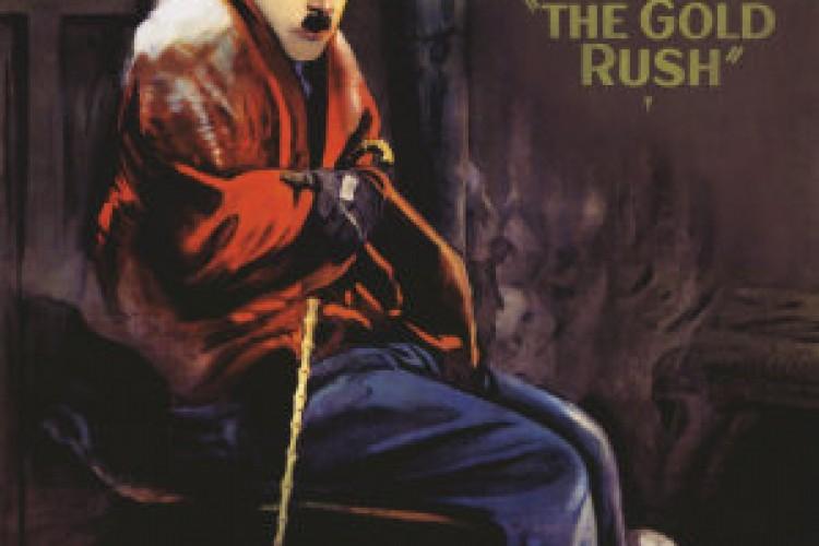 'La febbre dell'oro' di Chaplin proiettato con esecuzione di musica dal vivo