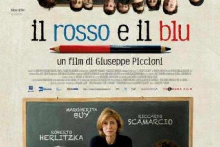 'Il rosso e il blu' di Giuseppe Piccioni