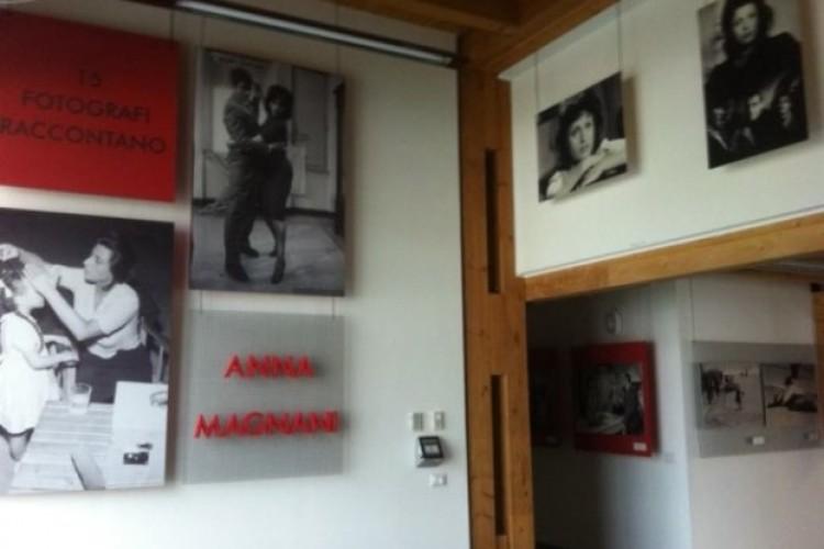 A L'Aquila '15 fotografi per Anna Magnani'