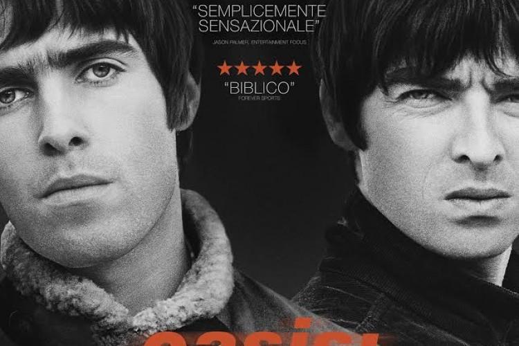 Oasis: Supersonic - L'avventura dei fratelli Gallagher arriva in sala