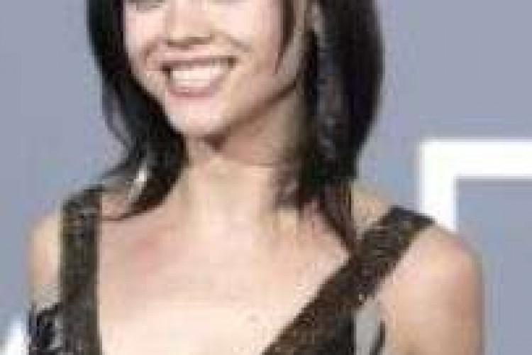 Christina Ricci in mutande sul set!