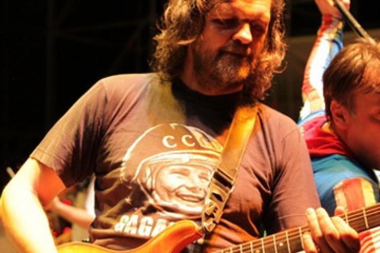 Emir Kusturica sul palco padovano di Radio Sherwood domani 12 Luglio 2011