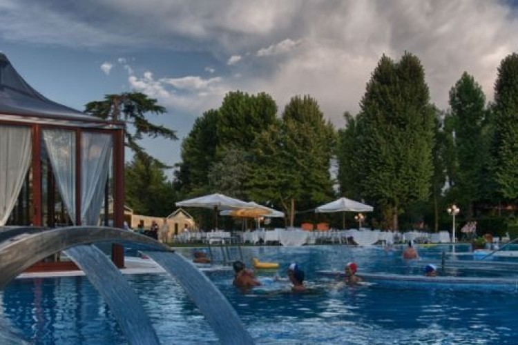 Jazz by the pool alle Terme Preistoriche di Abano Terme