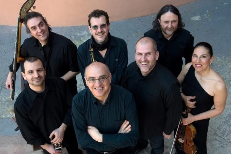 Il Germano Mazzocchetti Ensemble al Fontanonestate