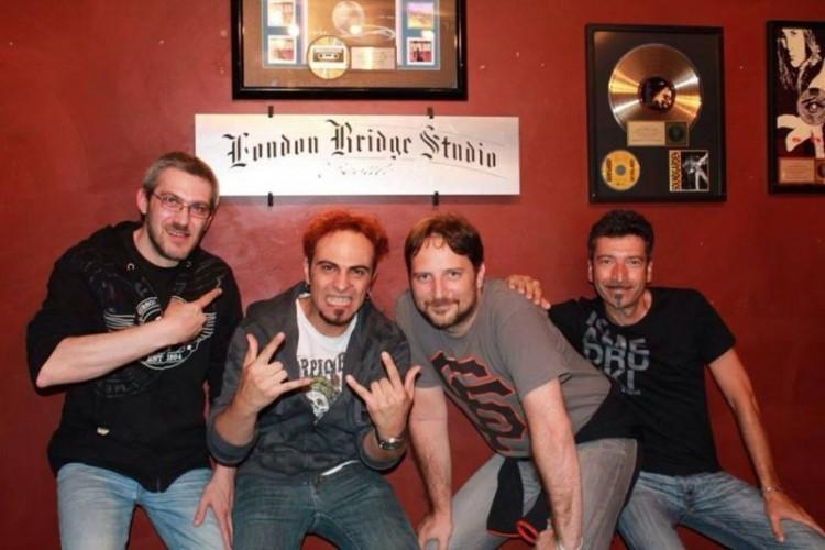 In arrivo il nuovo singolo di produzione USA per i Neodea, rock band milanese