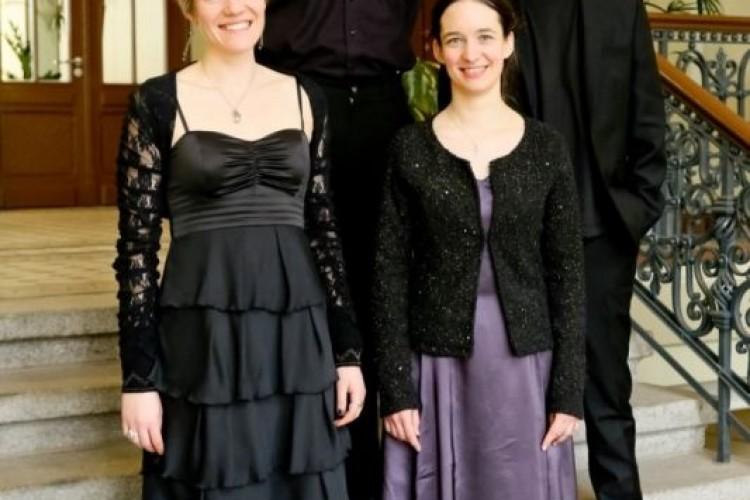 L'Ensemble 'Les Elements'' a L'Aquila per la Giornata mondiale del libro