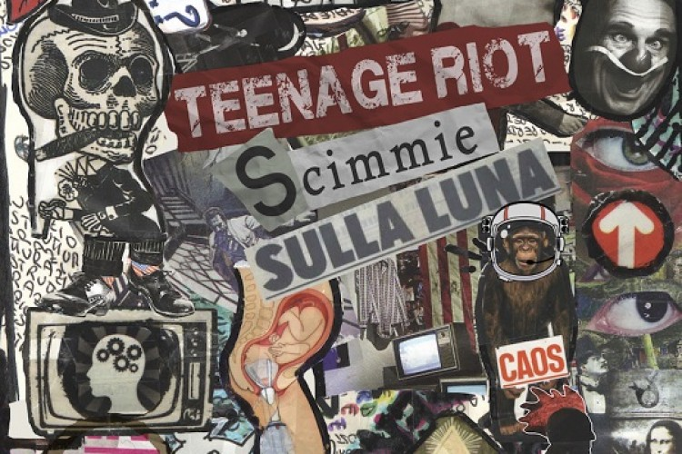 Teenage Riot, dal Salento...alla Luna