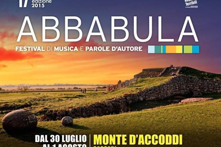 Abbabula Festival 2015, dal 30 luglio al 1 agosto in Sardegna