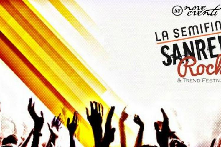 Sanremo Rock, la semifinale il 18 ottobre a Milano