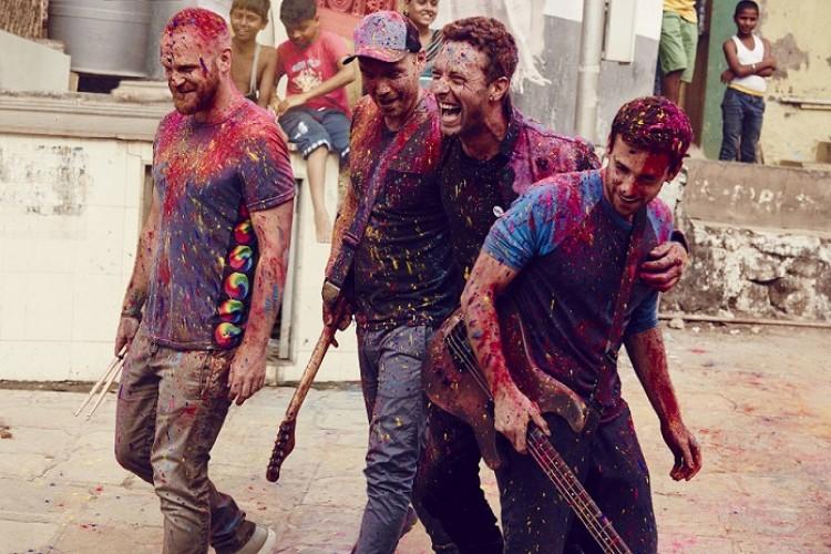 Coldplay, il 4 dicembre esce il nuovo album