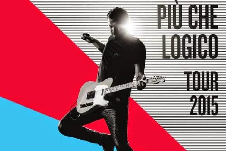 Cesare Cremonini e il successo del Piu' che Logico Tour 2015