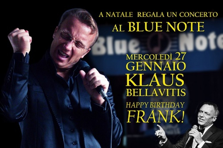 Klaus Bellavitis, il 27 gennaio al Blue Note di Milano